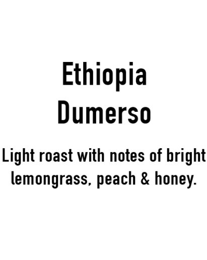ethiopia dumerso