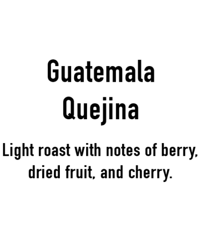 guatemala quejina
